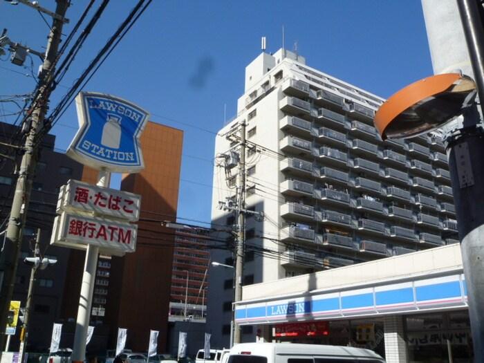 ローソン江坂公園前店(コンビニ)まで51m