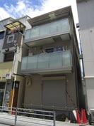 シャーメゾン駒川中野駅前の外観