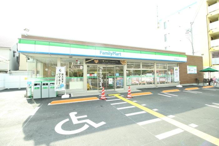 ファミリーマート牧野店(コンビニ)まで310m