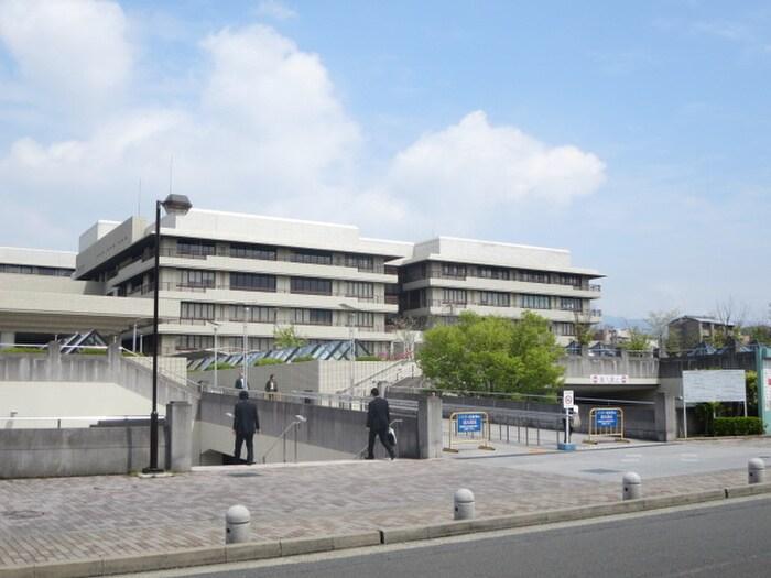 京大医学部付属病院(病院)まで350m