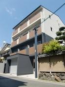 ドーリアKYOTO円町の外観