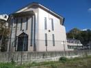 ラポルテ賀茂の外観