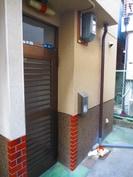 上島町借家の外観