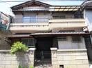 松山ハウスⅠの外観