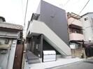 River Residence Hanazonoの外観