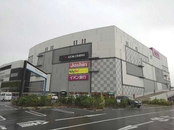 イオンモール(ショッピングセンター/アウトレットモール)まで450m