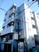 京阪プリンスマンションの外観