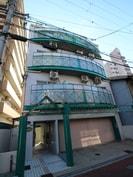シティパレス21東小橋の外観
