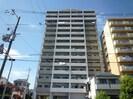 生島リバーサイドマンションD棟の外観
