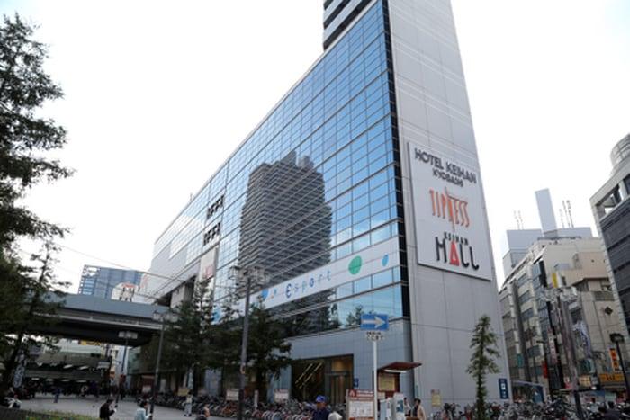 京阪モール(ショッピングセンター/アウトレットモール)まで280m
