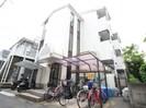 プレアール瓢箪山Ⅱの外観