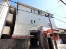 松野コ-ポC棟(3F)の外観