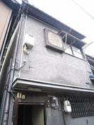 松井貸家の外観