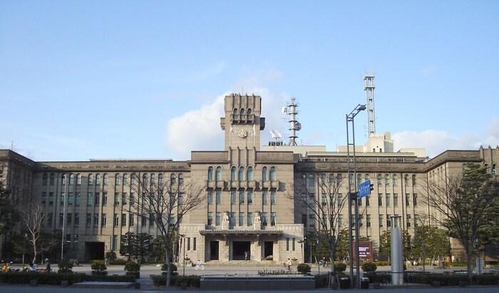 京都市役所(役所)まで450m