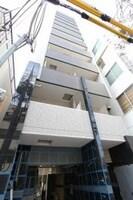 レジュールアッシュ大阪城WEST(604)の外観
