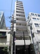レジュールアッシュ大阪城WEST(702)の外観