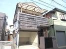 玉井町M邸の外観
