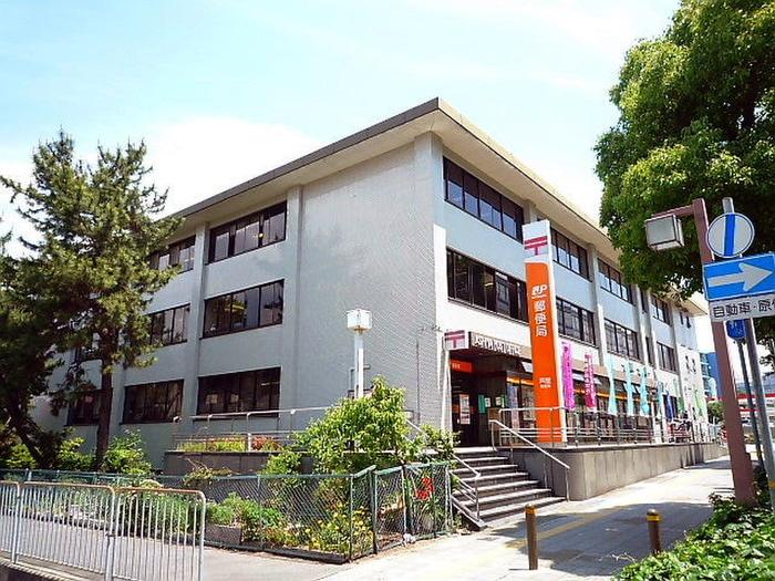 芦屋郵便局(郵便局)まで513m