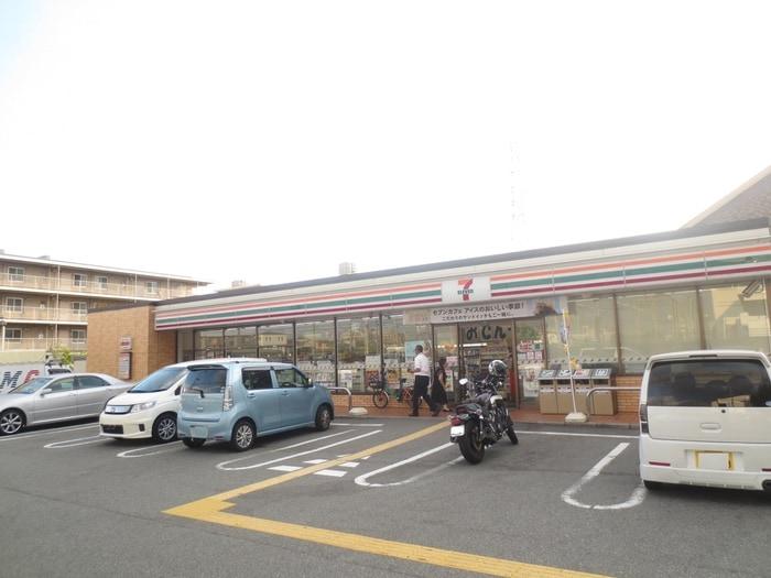 セブン-イレブン 尼崎武庫の里2丁目店(コンビニ)まで600m