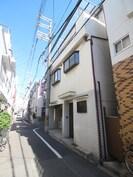 田島戸建の外観