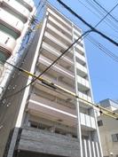 ジアコスモ大阪ベイシティの外観