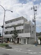 クレスト松ヶ崎の外観