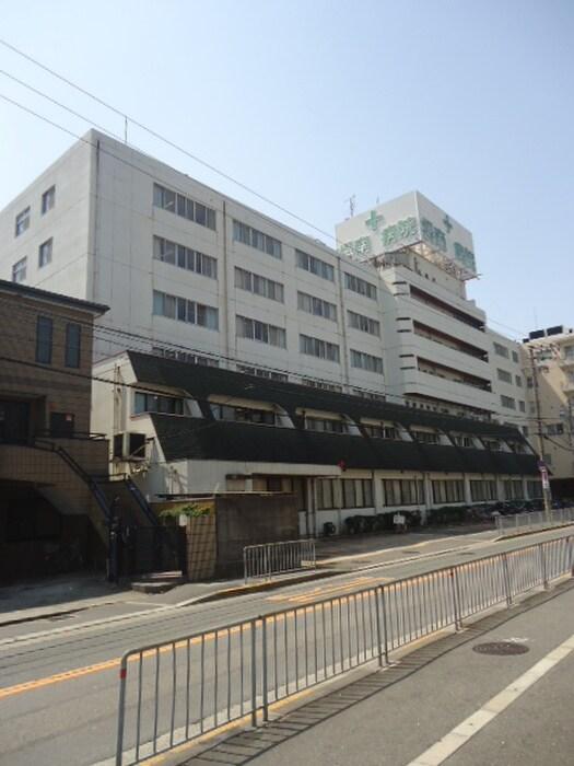 摂南総合病院(病院)まで500m