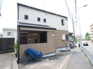 メイプルコ-ト上渋谷A棟の外観