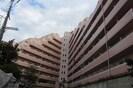 バッハレジデンス神戸ウエストA棟の外観