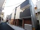 F+style上田1号館の外観