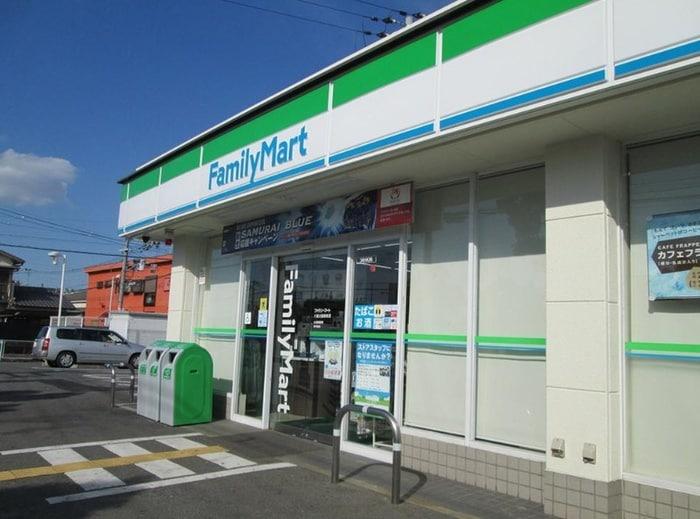 ファミリ-マ-ト(コンビニ)まで380m