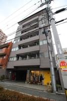 昭和町エクセルハイツの外観