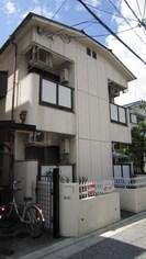 下田マンションの外観