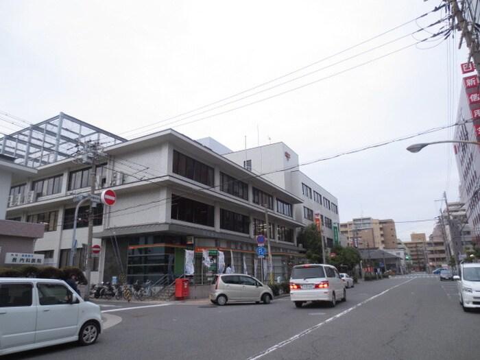 郵便局(郵便局)まで290m