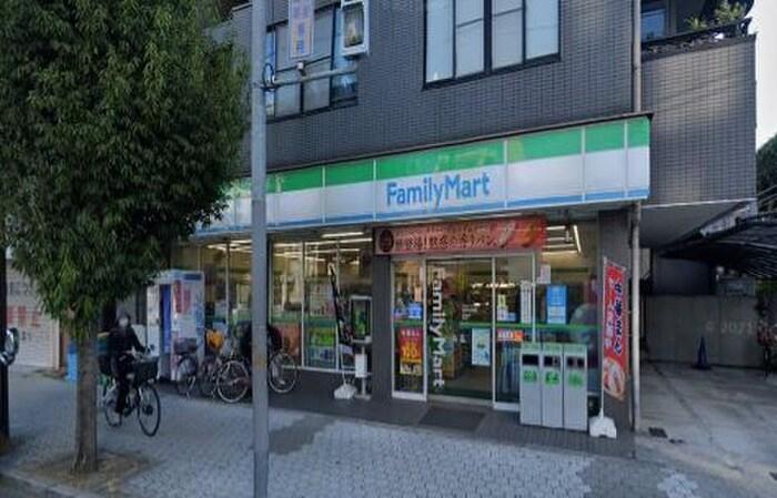 ファミリーマート 阿倍野王子町店(コンビニ)まで190m