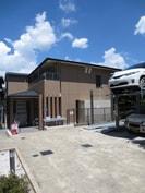 京都紙屋川マンションの外観