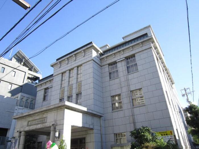 天王寺区役所(役所)まで490m