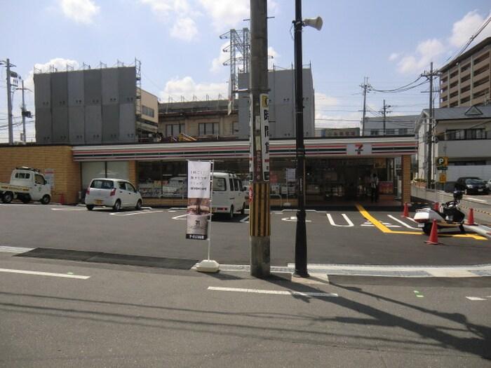 セブンイレブン枚方牧野阪2丁目店(コンビニ)まで102m