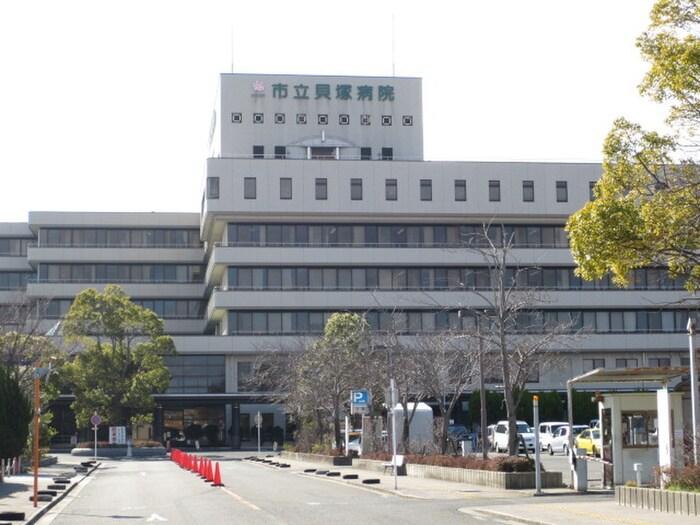 市立貝塚病院(病院)まで97m