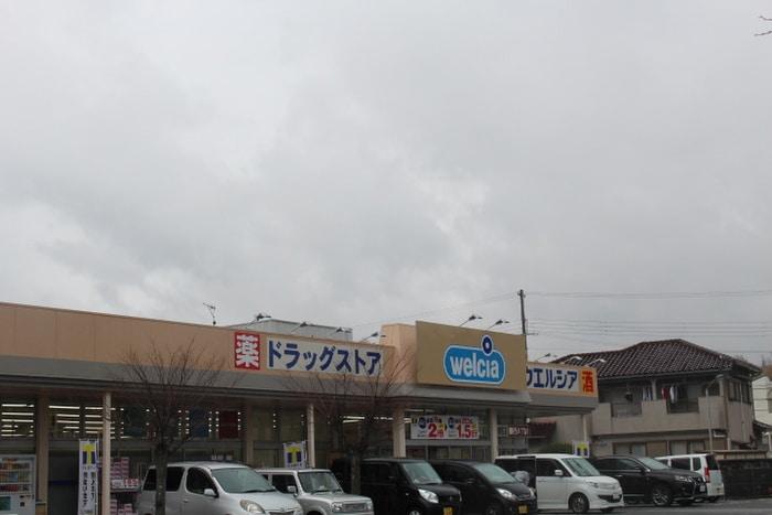 ウエルシア神戸伊川谷北別府店(ドラッグストア)まで1100m