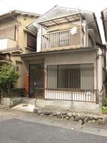 横尾様西野大鳥井町13番地貸家