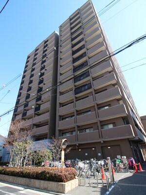コスモシティ鶴橋駅前(702)
