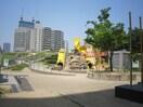 扇町公園(公園)まで510m