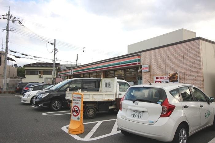 セブンイレブン畦野店(コンビニ)まで344m