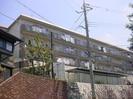 玉手山ハイツ3号館の外観