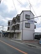 吉村マンションの外観