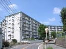 千里桃山台セントポリア(707)の外観