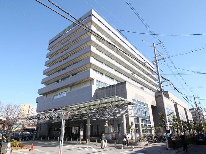 総合病院(病院)まで700m