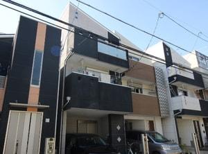 城東区永田2丁目貸家