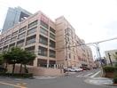 大阪北郵便局(郵便局)まで496m